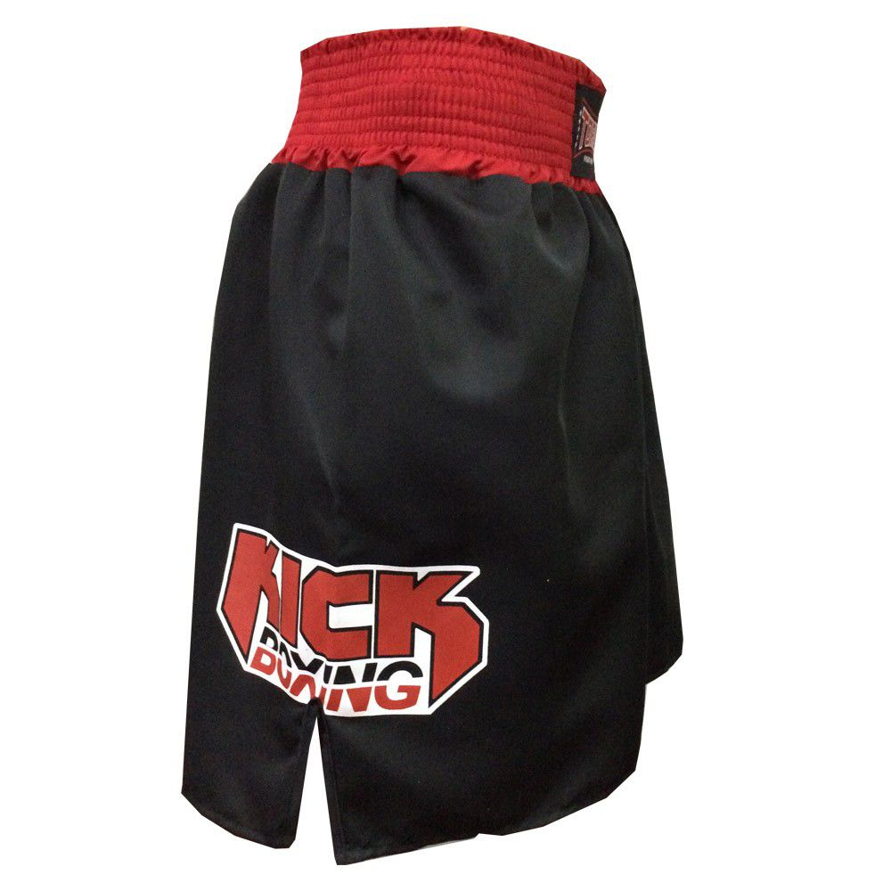 Calção / Short Kickboxing - New Kicks MMA - Preto - Toriuk