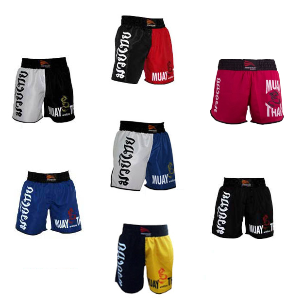 Calção / Short Muay Thai - Dragon - Progne - Unissex