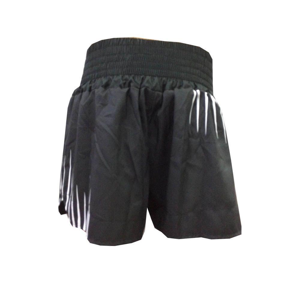 Calção Short Muay Thai / Kickboxing - Garras - Preto - Uppercut -  - Loja do Competidor