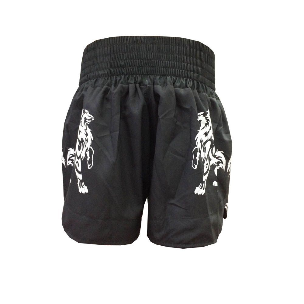 Calção Short Muay Thai / Kickboxing Ghost - Snow Stark - Uppercut  - Loja do Competidor