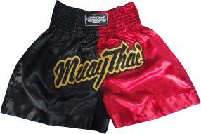 Calção / Short Muay Thai - Duo - FBR - Ultima Unidade .