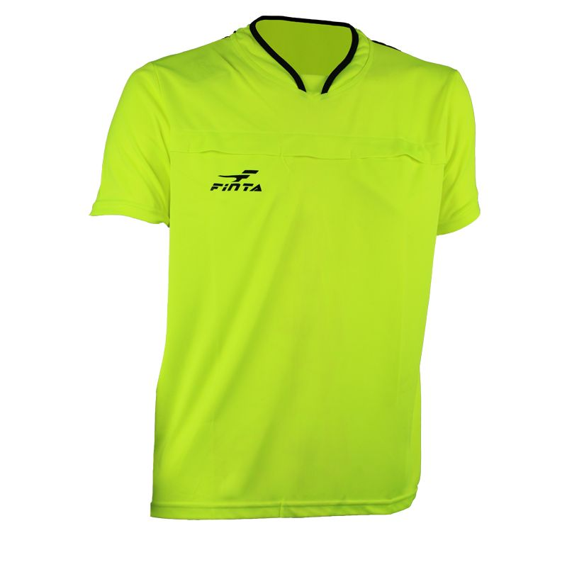 Camisa/Camiseta - Árbitro de Futebol- Oficial - Finta