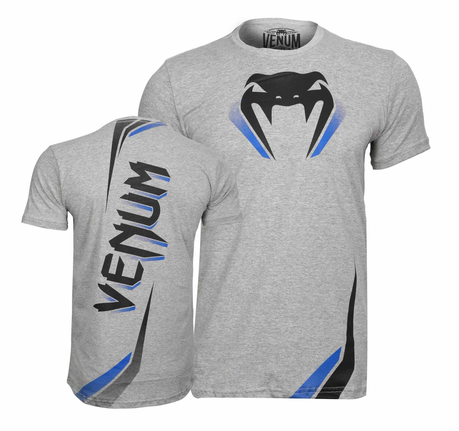 Camisa Camiseta Challenger Blade - Cinza - Venum -