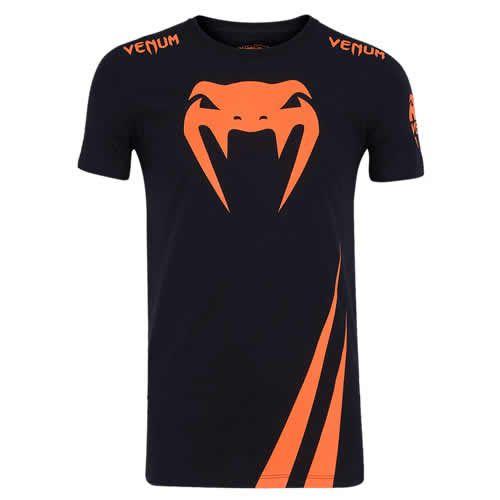 Camisa/Camiseta - Cobra- Preto - Venum .  - Loja do Competidor