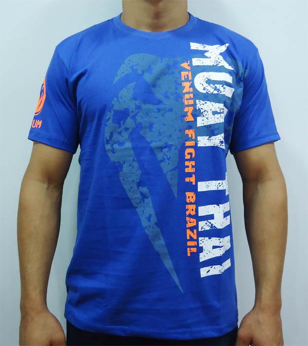Camisa/Camiseta - Combate - Muay Thai - Venum