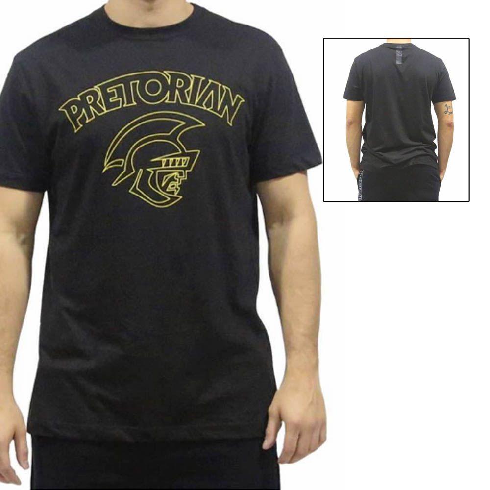 Camisa Camiseta Core - Preto - Pretorian -