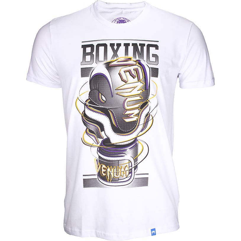 Camisa/Camiseta - Cutting Edge- Branco - Venum