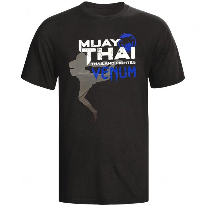 Camisa/Camiseta - Thailand Fight V2- Venum .