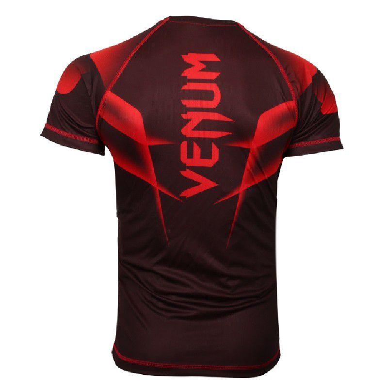 2eb1ad9d1eab6 ... Camisa Camiseta Dry Tech - Explosion - Preto Vermelho - Venum - Loja do  ...