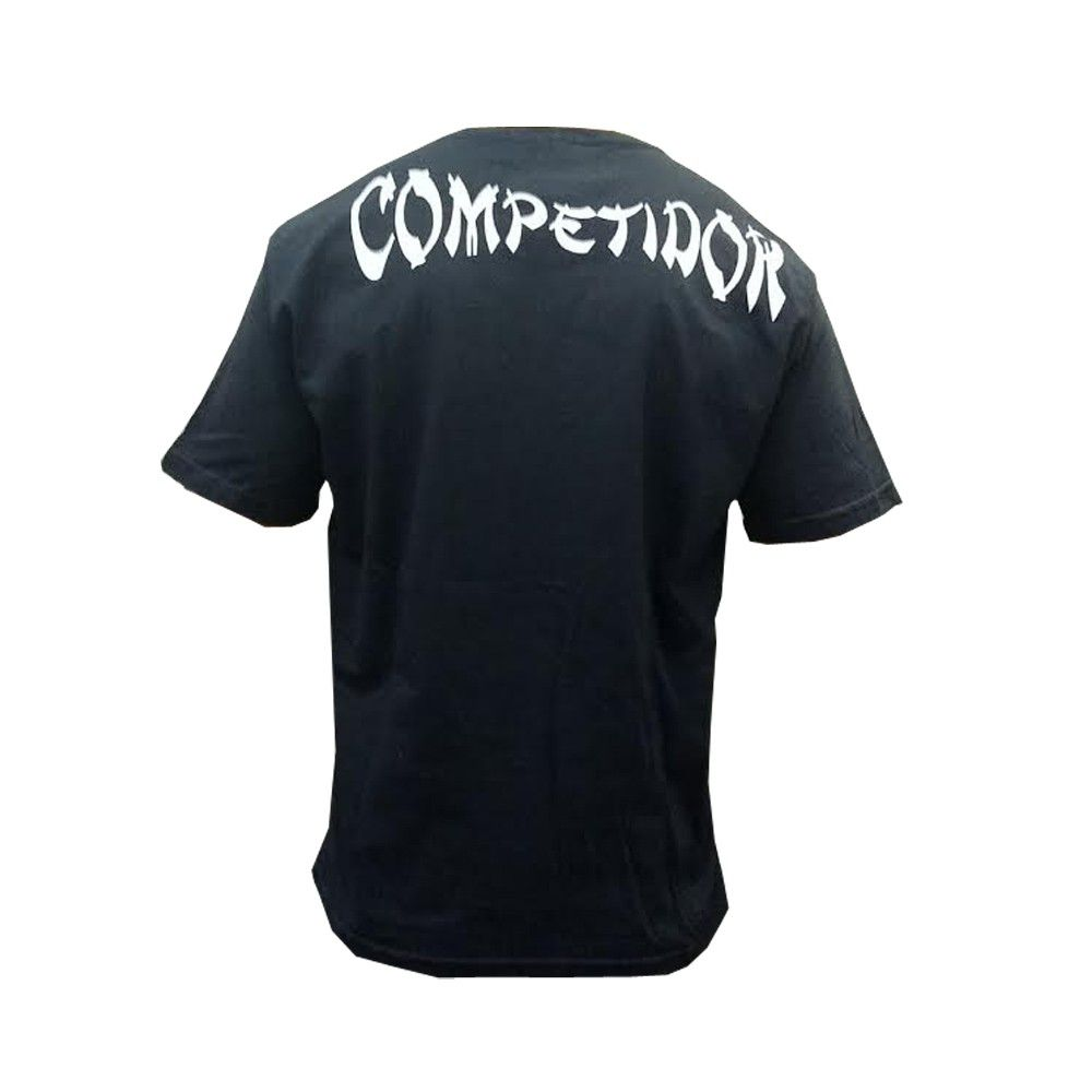 Camisa Camiseta Muay Thai Flying Knee - Duelo Fight -  - Loja do Competidor