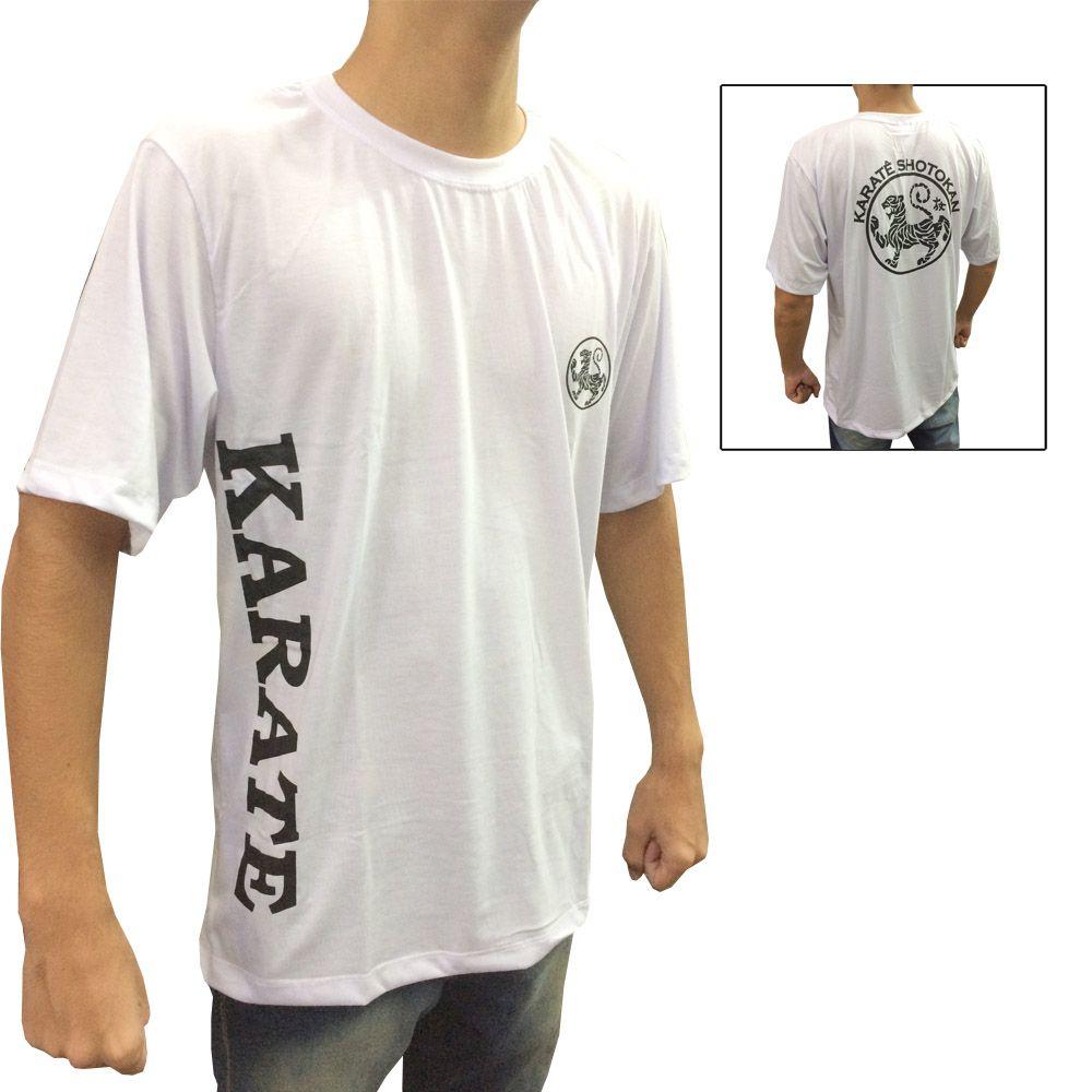 Camisa Camiseta - Hoan Kosugi - Karate - Toriuk -