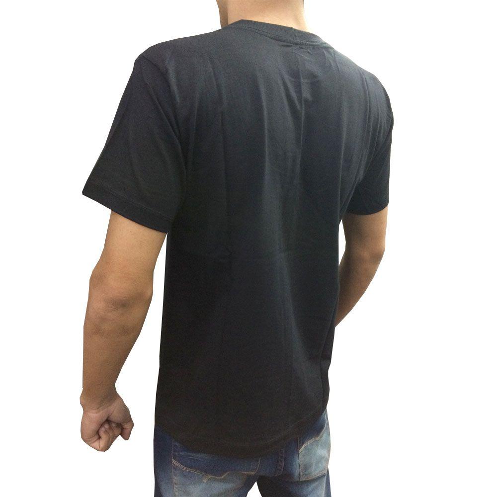Camisa Camiseta - Jiu Jitsu - Black Belt - Preto - UFC  - Loja do Competidor