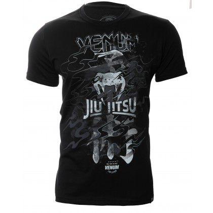 Camisa Camiseta Jiu jItsu Guerreiro - Venum  - Loja do Competidor