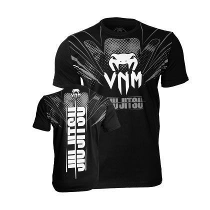 Camisa Camiseta Jiu Jitsu Storm - Preta - Venum