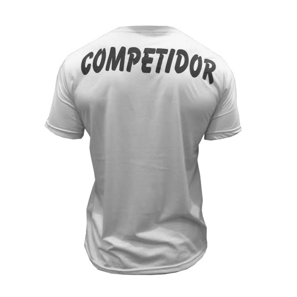 Camisa/Camiseta - Jiu Jitsu - Vem para a Guarda - Branca - Duelo Fight .  - Loja do Competidor