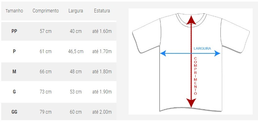 Camisa/Camiseta - Jiu Jitsu - Vem pro Chão  - Loja do Competidor