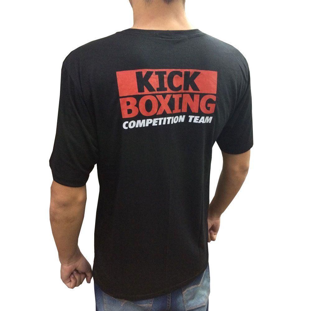 Camisa Camiseta KickBoxing Competition Team - Toriuk -  - Loja do Competidor