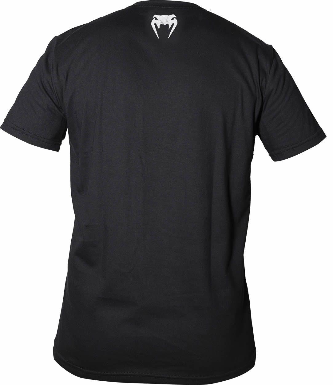 Camisa Camiseta MMA Fight Team - Preta - Venum  - Loja do Competidor