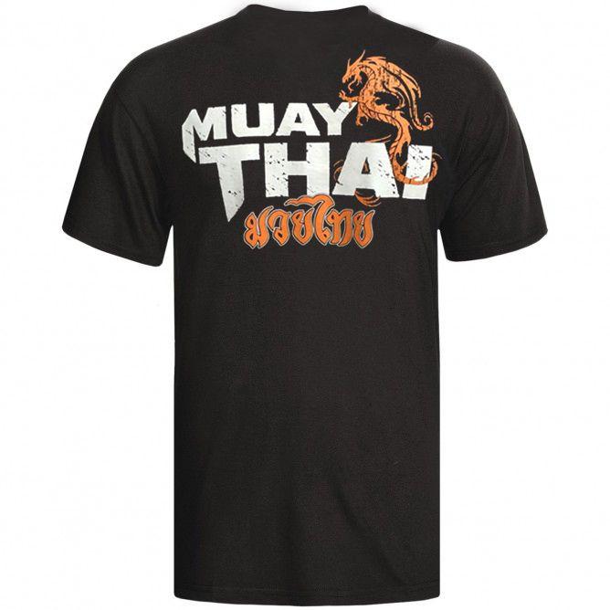 Camisa Camiseta - Muay Thai Dragon Spirit - Toriuk -  - Loja do Competidor