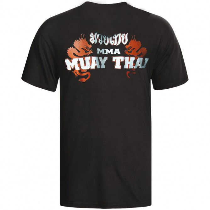 Camisa Camiseta Muay Thai Jumping Knee - Toriuk - - Loja do Competidor
