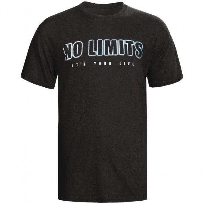 Camisa Camiseta - No Limits - Taekwondo - Toriuk  - Loja do Competidor