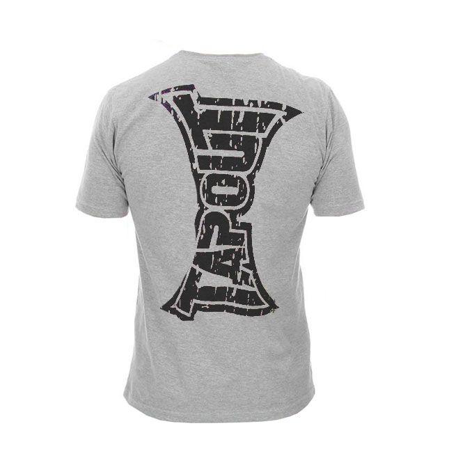 Camisa Camiseta - Punisher - Cinza - Tapout  - Loja do Competidor