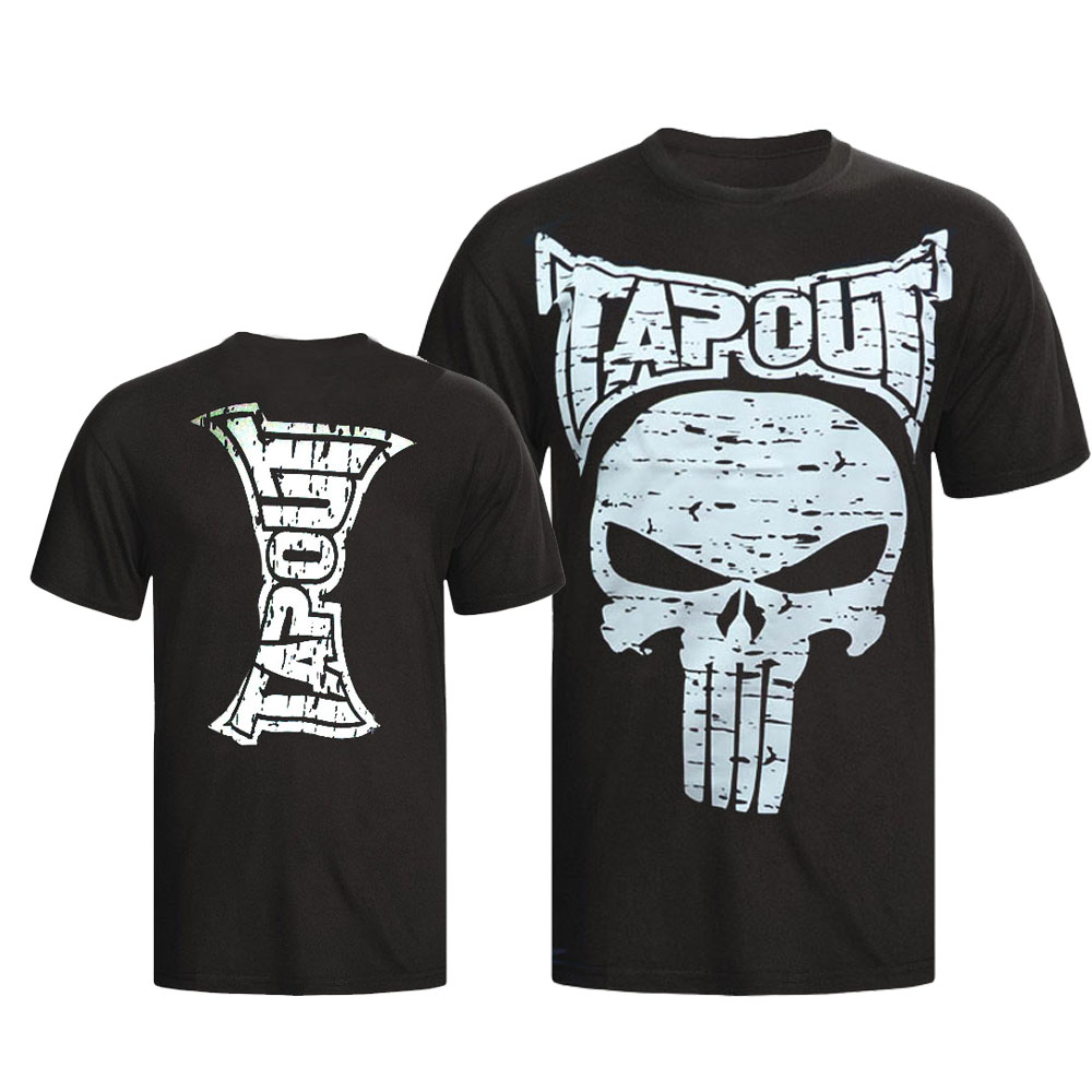Camisa/Camiseta - Punisher - Preto - Tapout
