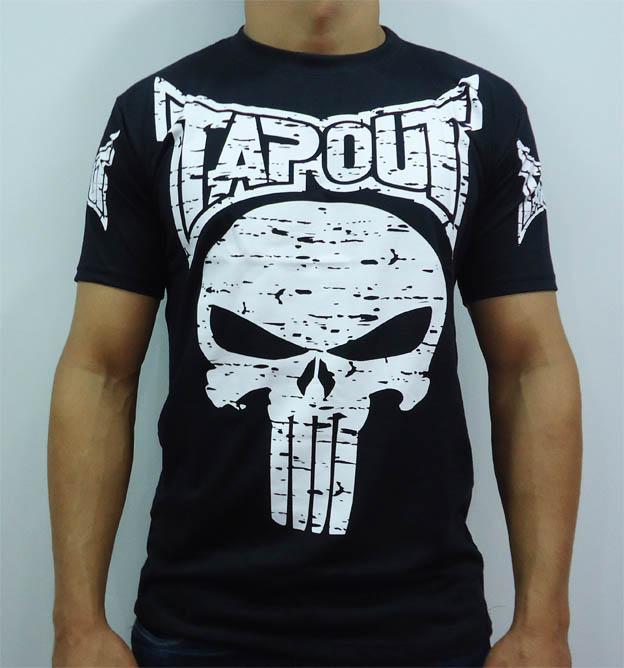 Camisa/Camiseta - Punisher - Tapout