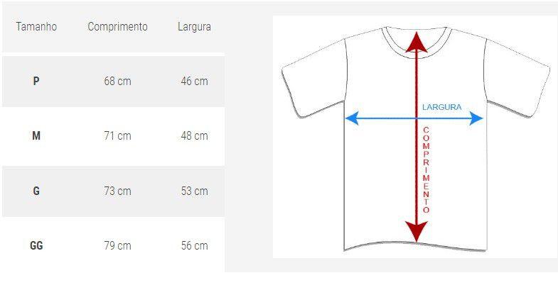 Camisa/Camiseta - Punisher - Vermelho - Tapout .  - Loja do Competidor