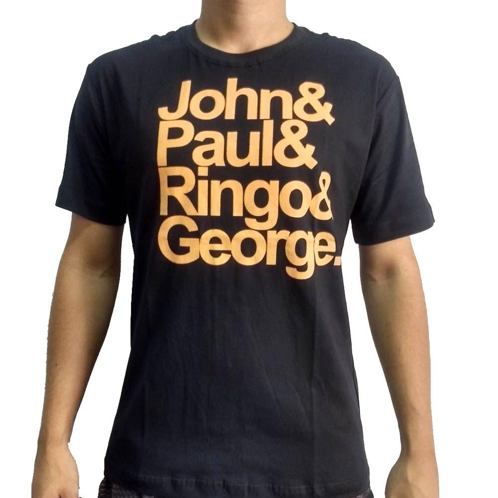 Camisa Camiseta Rock