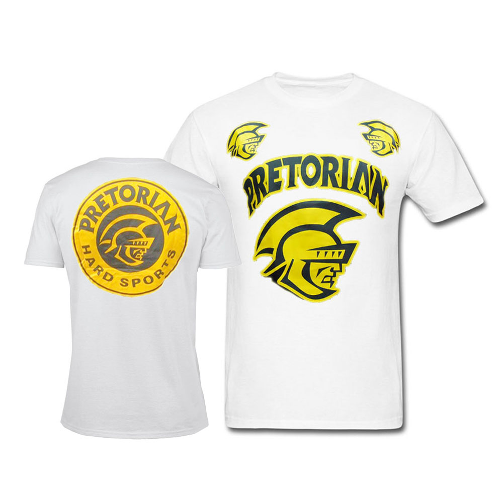 Camisa/Camiseta - Spartan - Branco - Pretorian .  - Loja do Competidor