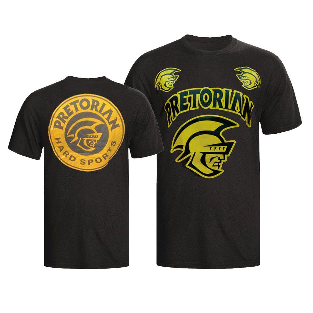 Camisa/Camiseta - Spartan - Preto - Pretorian .