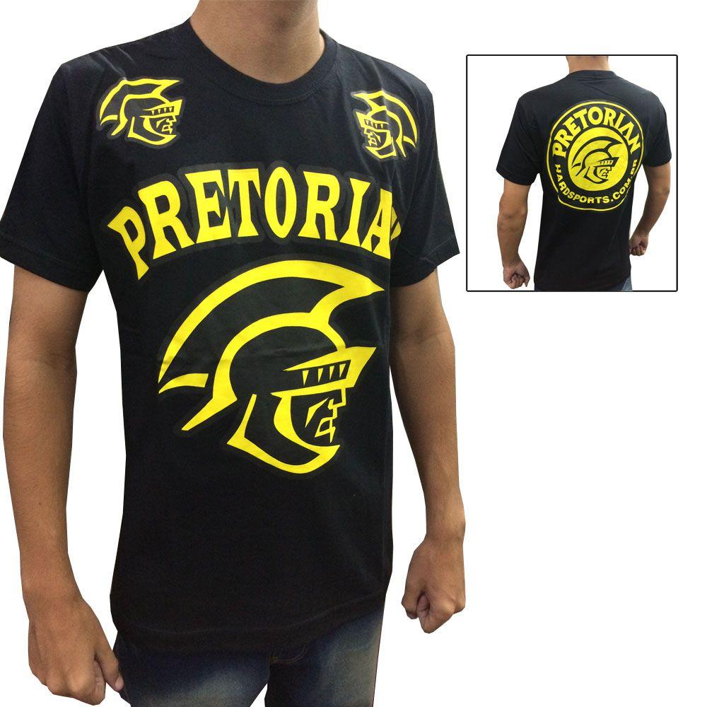 Camisa Camiseta Spartan - Preto - Pretorian -