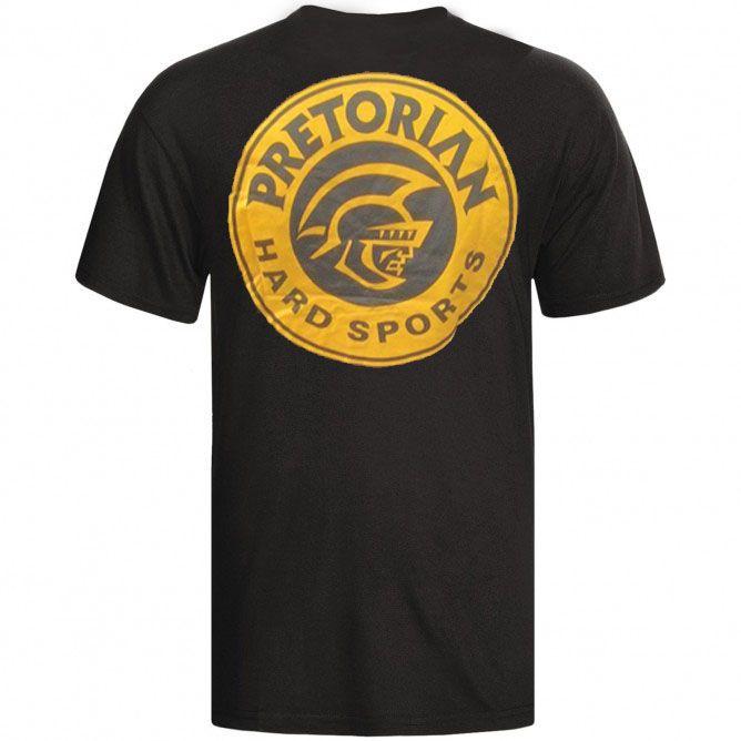Camisa/Camiseta - Spartan - Preto - Pretorian .  - Loja do Competidor