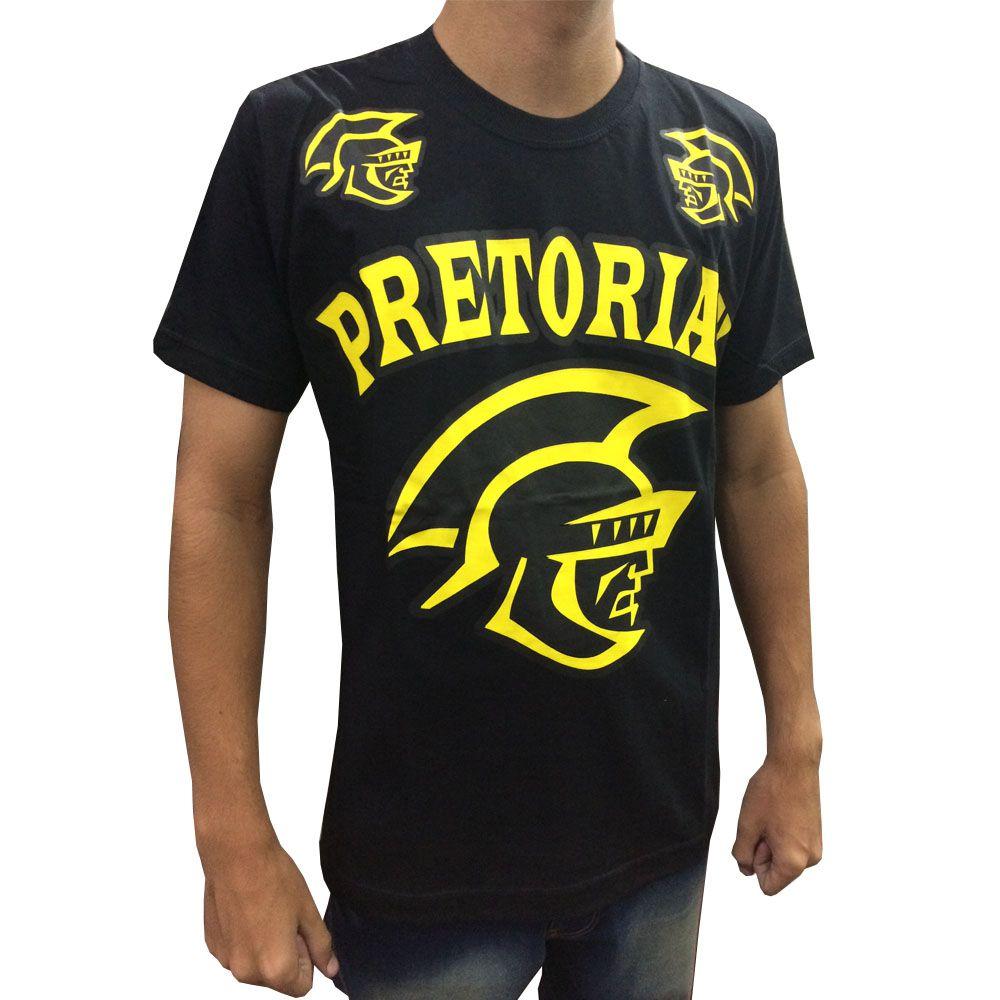Camisa Camiseta Spartan - Preto - Pretorian -  - Loja do Competidor
