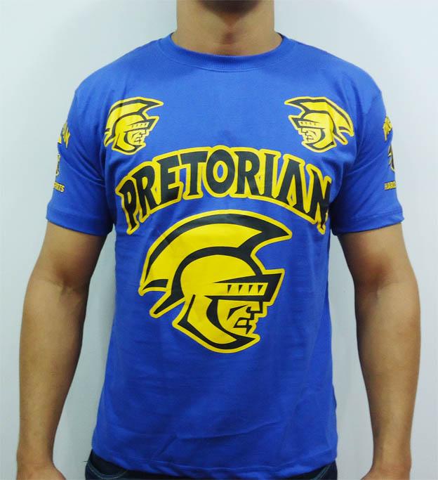 Camisa/Camiseta - Spartan - Pretorian