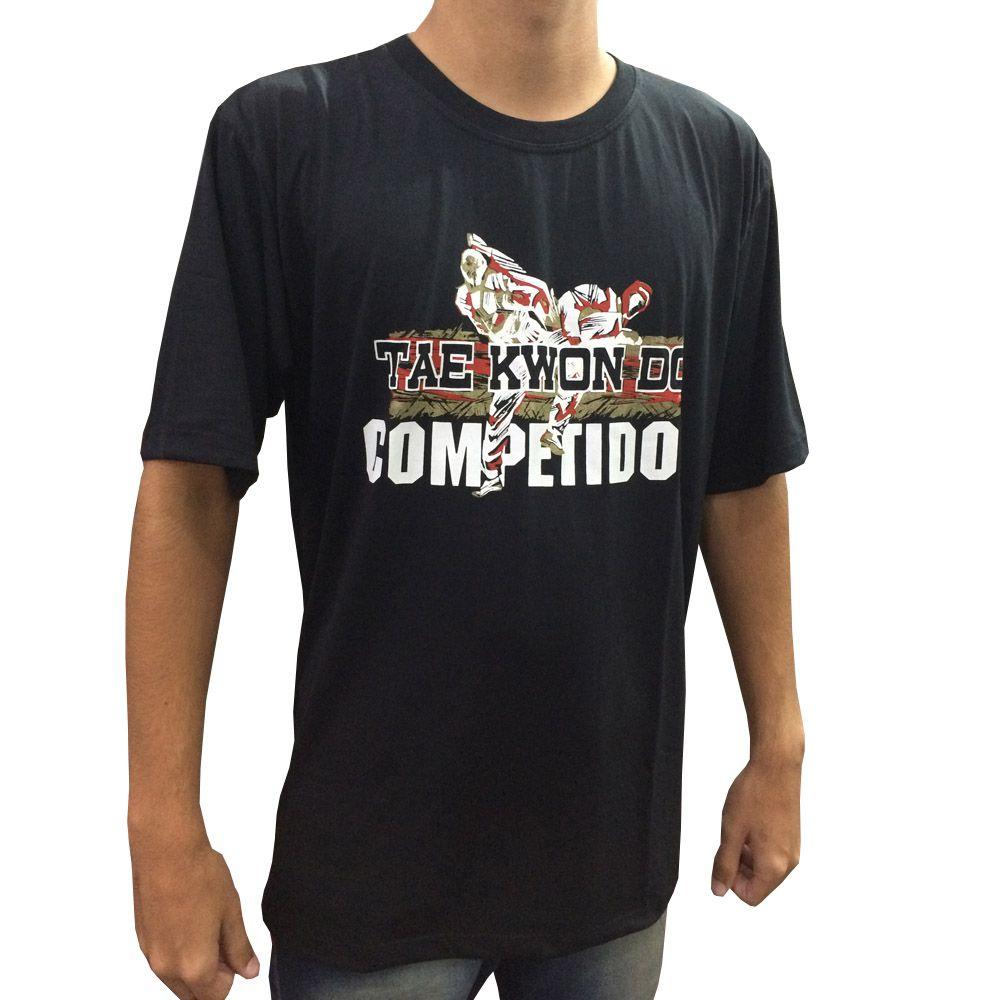 Camisa Camiseta - Taekwondo Competidor - Toriuk -  - Loja do Competidor