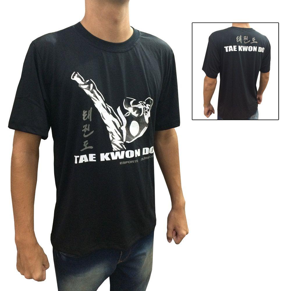 Camisa Camiseta - Taekwondo Fighter Dolio - Toriuk