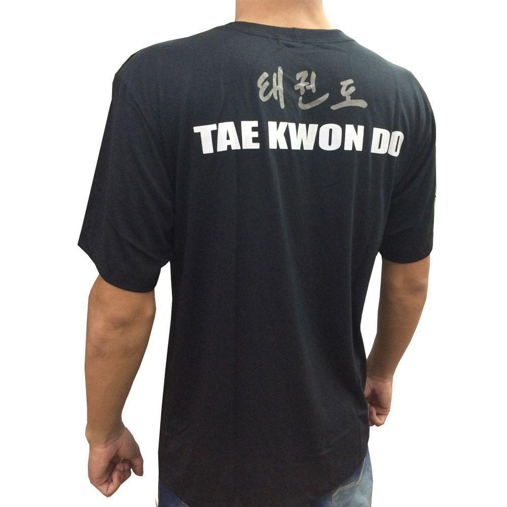Camisa Camiseta - Taekwondo Fighter Dolio - Toriuk  - Loja do Competidor