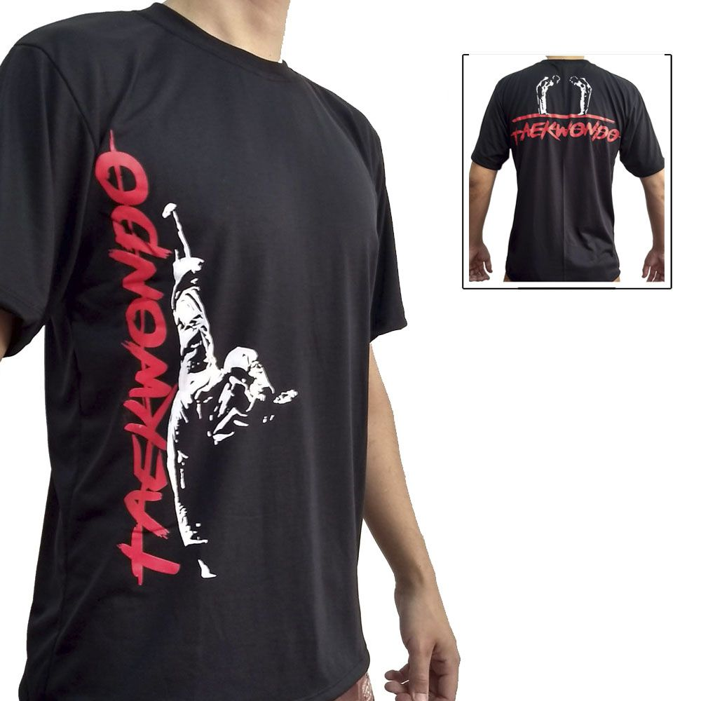 Camisa Camiseta Taekwondo - King of Kicks - Toriuk