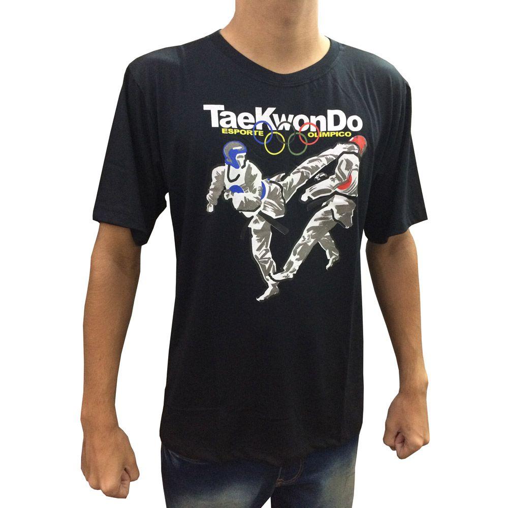 Camisa Camiseta - Taekwondo Olimpico - Toriuk  - Loja do Competidor
