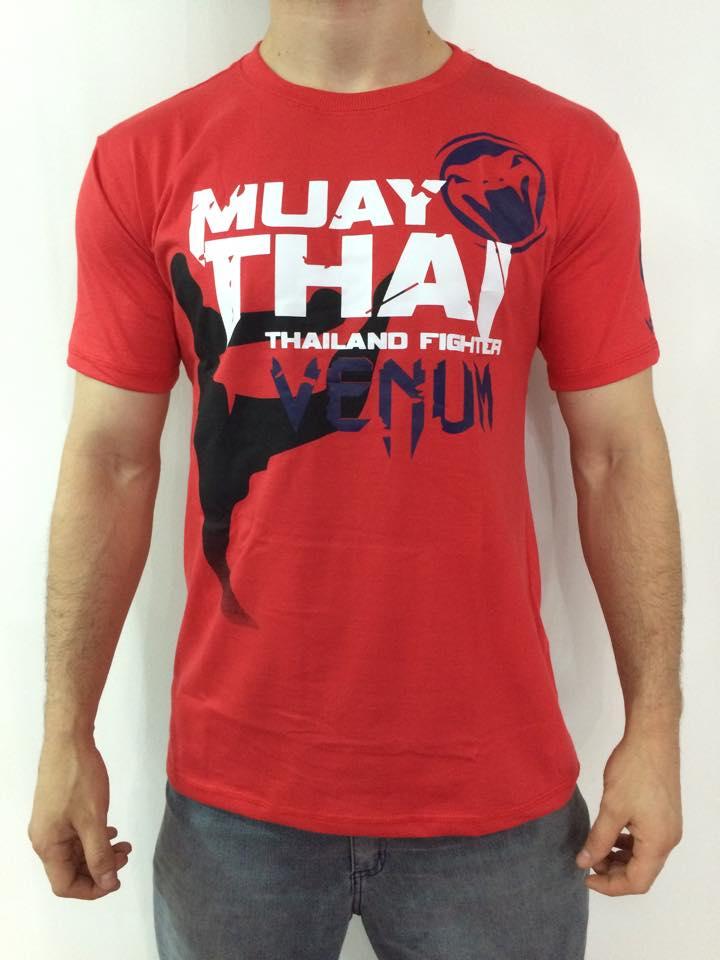 Camisa/Camiseta - Thailand Fight - Venum