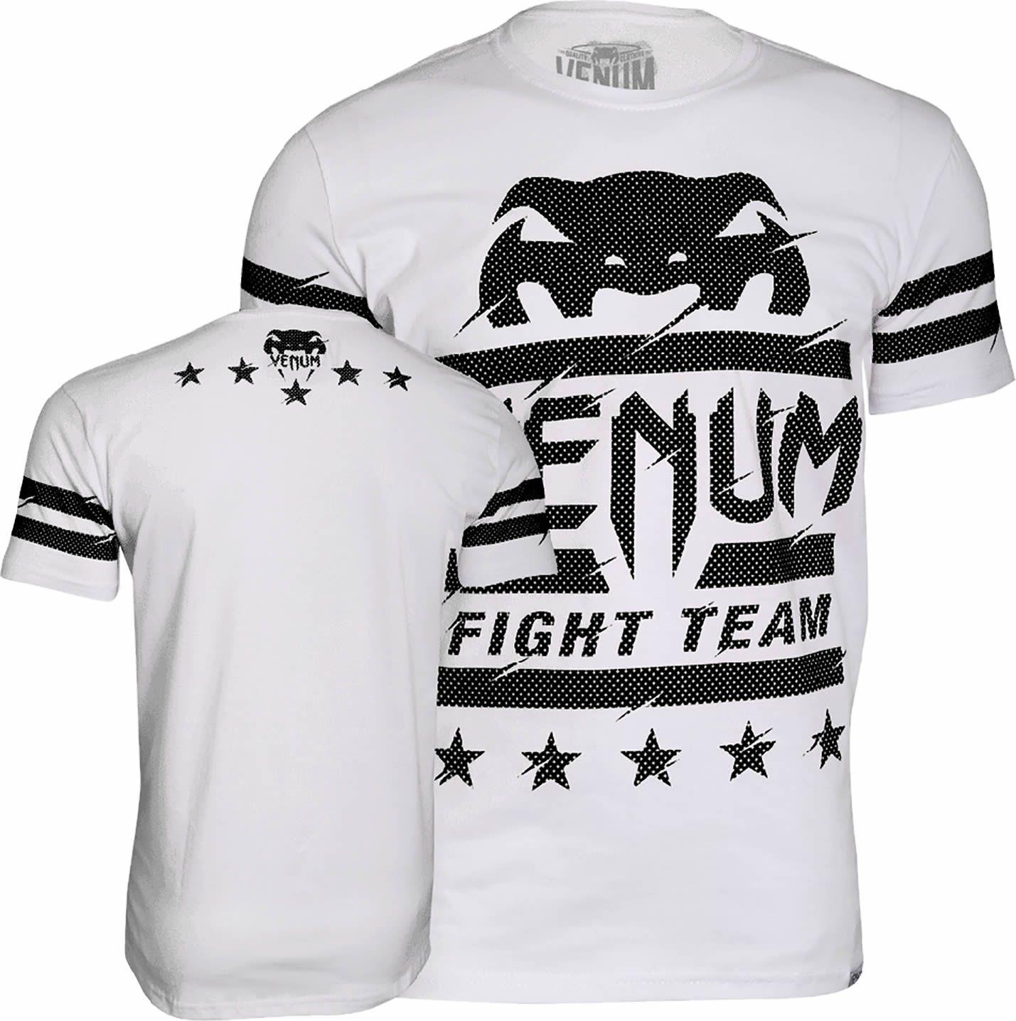 Camisa Camiseta VIP - Branca - Venum