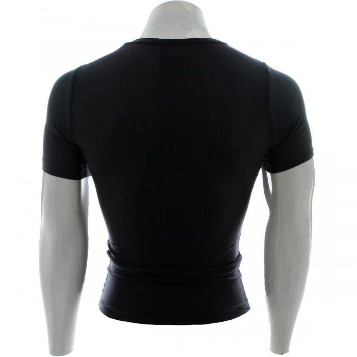 Camisa de Compressão Térmica -Matis - Penalty- Manga Curta  - Loja do Competidor