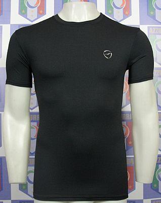 Camisa de Compressão Térmica - Preto - Manga Curta - Finta Pro II