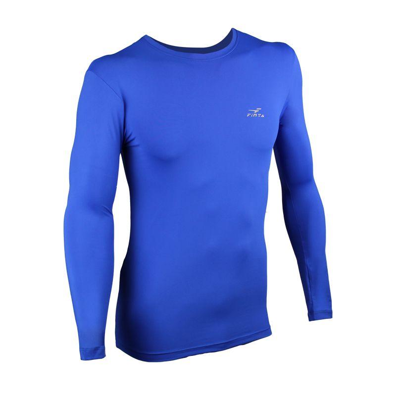 Camisa de Compressão Térmica - UV Protection 50 - Finta- Manga Longa
