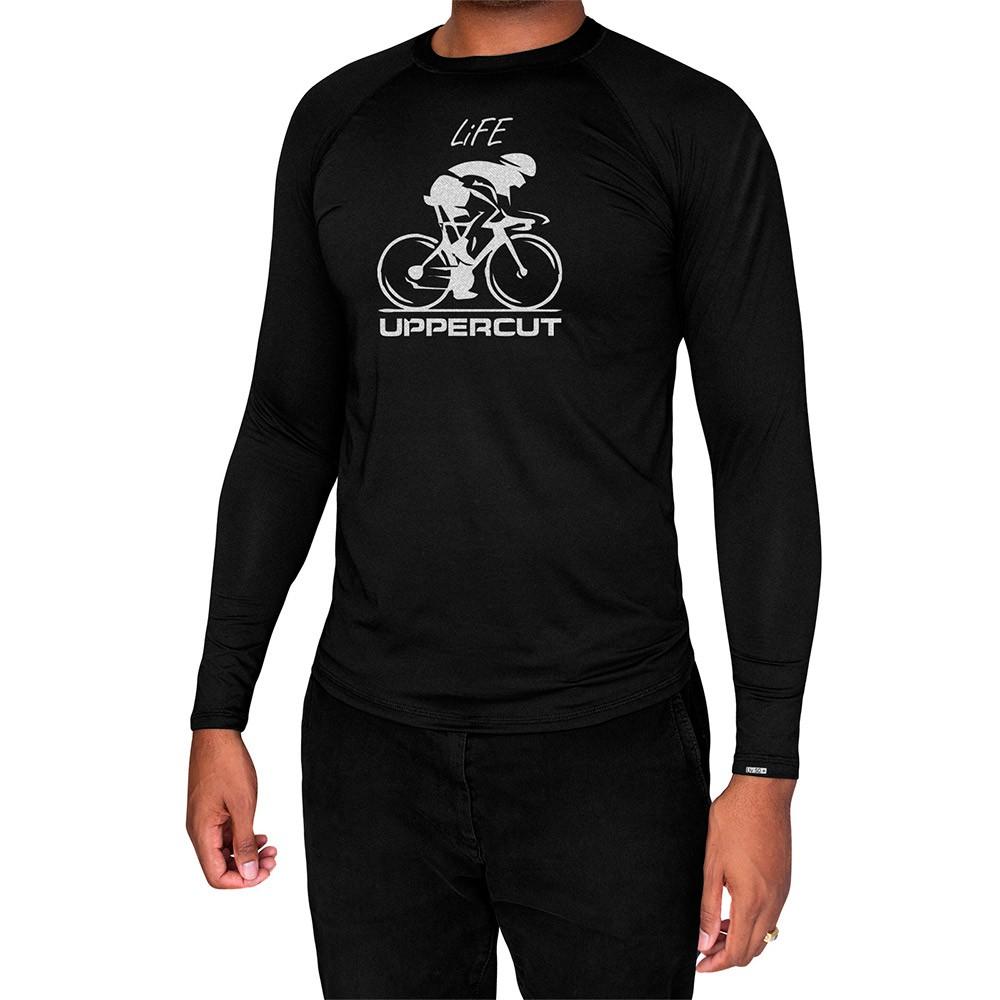 Camisa de Proteção Solar Manga Longa - UV-50+ Bike Life
