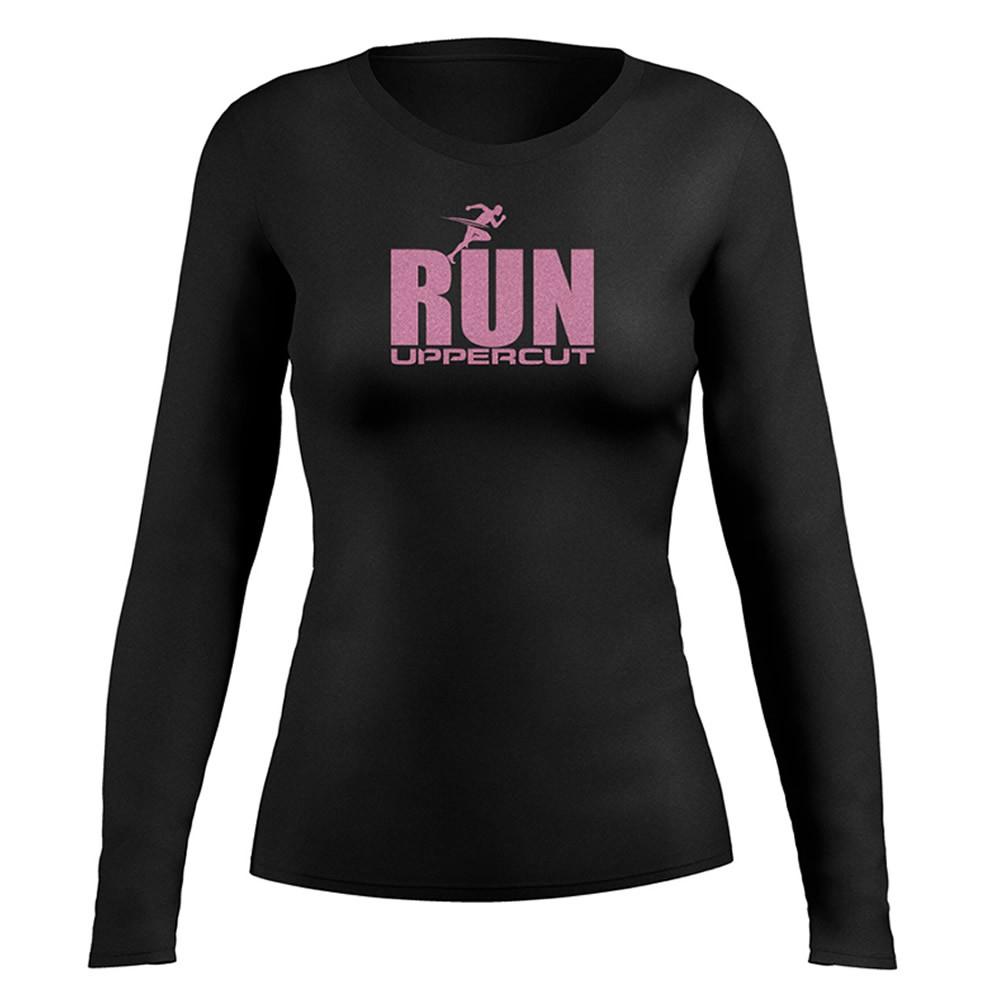 Camisa de Proteção Solar ML - UV-50+ - Corrida Run Rs Feminina