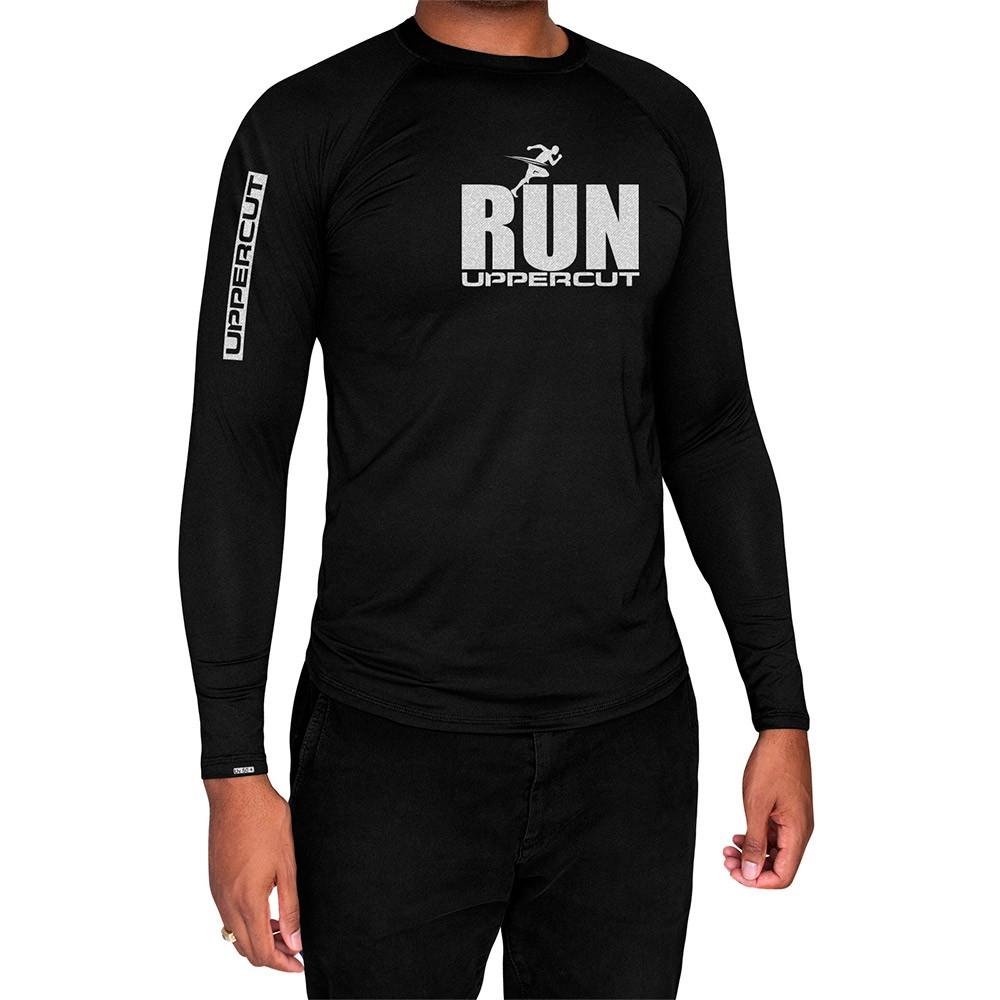 Camisa de Proteção Solar ML - UV-50+ Run Corrida