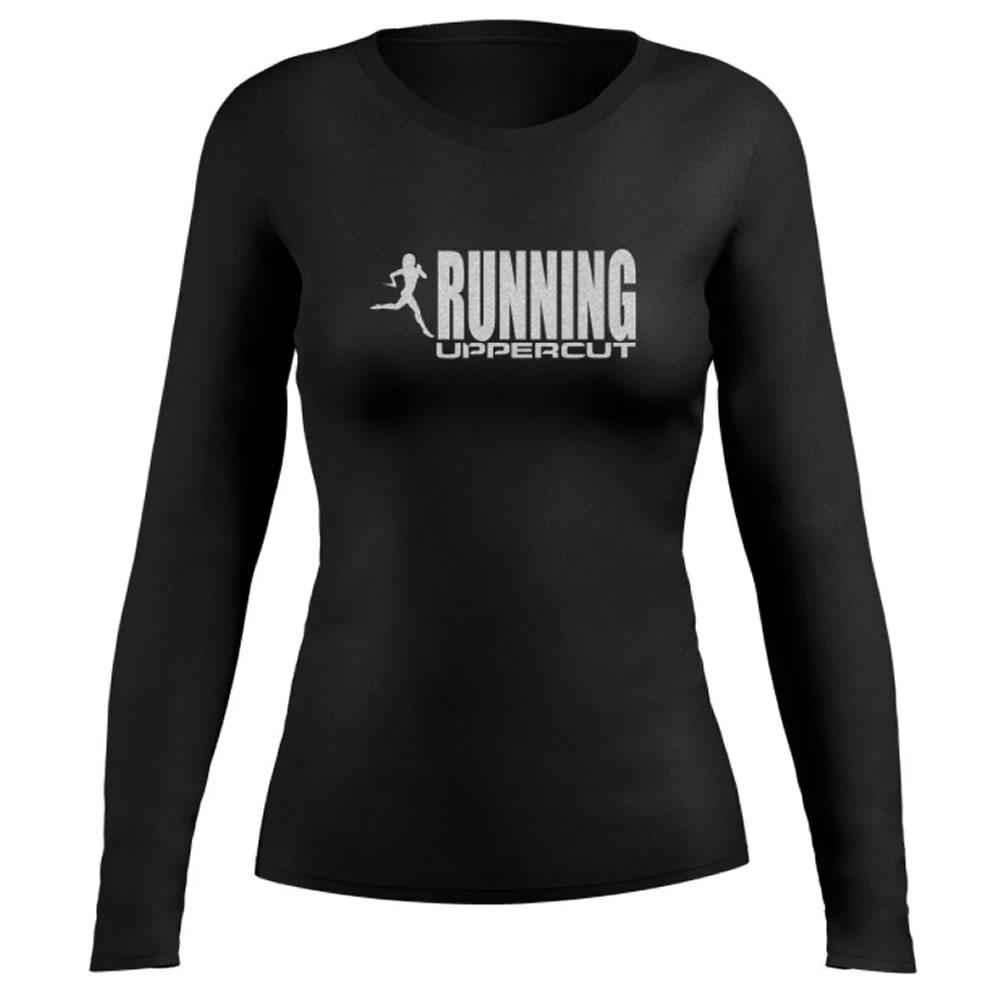 Camisa de Proteção Solar ML - UV-50+ - Running Feminina